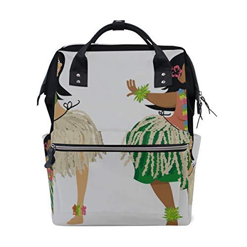 ula Dancing Große Kapazität Wickeltaschen Mummy Rucksack Multi Funktionen Wickeltasche Tote Handtasche Für Kinder Babypflege Travel Daily Women ()