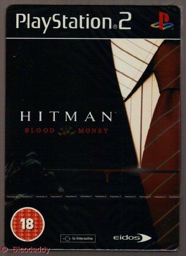 Hitman Blood Money (PS2) [Steelbox] [Importación Inglesa]
