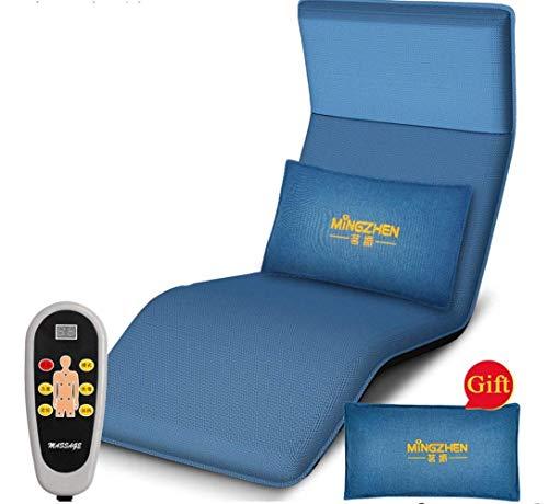 XSSD001 Cervical-Massagegerät, multifunktional, Körper, Schulter, Rücken, warme Vibration, elektrische Haushaltsmatte, Massagegerät, Massagegerät, Massagegerät -