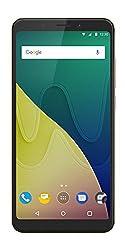 Wiko View XL 14,98 cm (5,9 Zoll) Smartphone (13MP Kamera, 32 GB internen Speicher, 3GB RAM, Dual-SIM, Fingerprint, Android 7.1 Nougat) gold