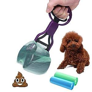 Cinoton Kotschaufel für Katzen und Hunde mit Beutel