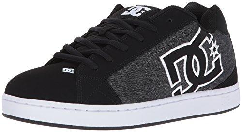 DC Shoes - Sneakers unisex Black Destroy Wash