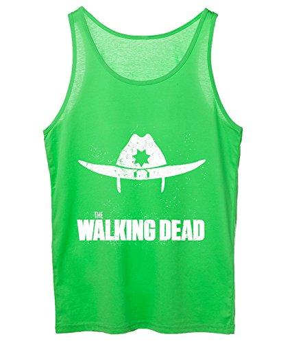 Canotta walking dead zombie cappello - in