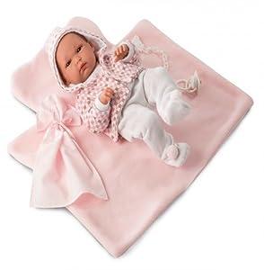 Llorens 63542Newborn Bimba 35cm Doll
