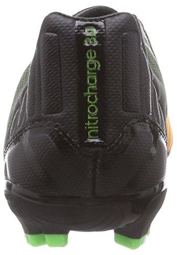 Adidas - Nitrocharge 3.0 Ag, Scarpa Da Calcetto da uomo Nero (core black/silver met./solar gold)