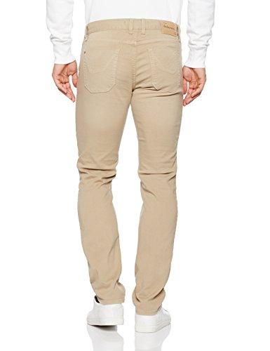 Jeckerson 34PCJUPA07MT15673, Jeans Slim Uomo Beige (Camou Green)