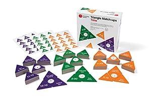 Cicada Education TMU01 - Triángulo para Construir conocimientos, Combinaciones, Tiempo, Varios