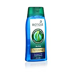 Biotique Bio Kelp Fresh Growth Protein Shampoo, 200ml