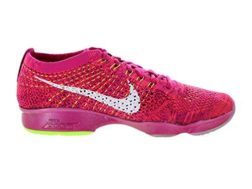 Nike Flyknit Zoom Beweglichkeit Frbrry / weiÃ? / HYPR PNCH / rspbrry Trainingsschuh 6 Us Pink