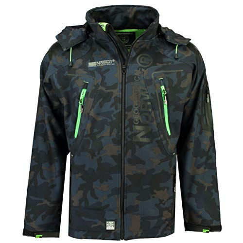 Geographical Norway Tambour Veste Softshell pour Homm