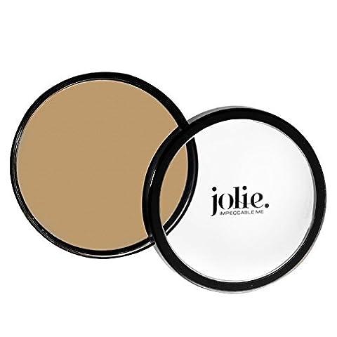 Jolie Paramedical Kamaflage Foundation Heavy Duty Concealing Creme 12g (Nude Olive) by Jolie (Olive Creme Foundation)