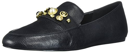 Nine West Damen Baus Slipper Schwarz (Black)