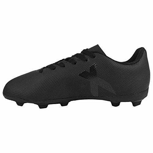 adidas Unisex-Kinder X 17.4 Fxg Fußballschuhe Schwarz (Core Black/Core Black/Utility Black)