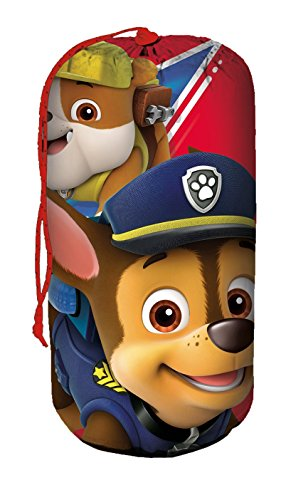 Kids Licensing Sac de Couchage-Paw Patrol-Facilement Transportable, PW16367
