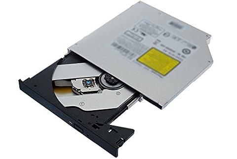 Panasonic UJ-8A0 internes DVD/CD Brenner Laufwerk für Notebook mit SATA-Anschluß und Slimline 12,7mm Laufwerkschacht