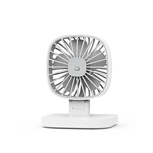 Kleine Auto Fan USB Fan 12 V Auto 24 V Große Lkw Van Starke Doppel Fan (Schwarz Und Weiß),White