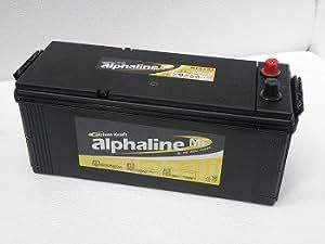 Alphaline MF145 / 627 Batterie. 12V 145AH