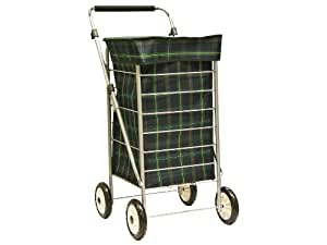 Sabichi 4-Wheel Shopping Trolley: Amazon.co.uk: Kitchen & Home