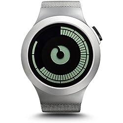 ZIIIRO Watch - Saturn - Chrome