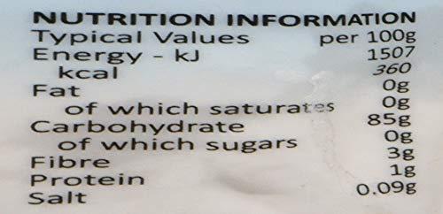 TIANA® Fairtrade Organics Cassava Flour (Pack of 1) Gluten Free All Purpose Flour for Baking 500g