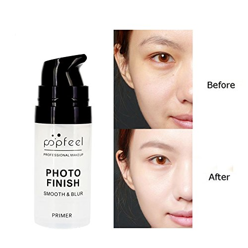 Pores Minimizing Clear Maquillage Primer 15ML Smoothing Skin Meilleure base de maquillage Maquillage