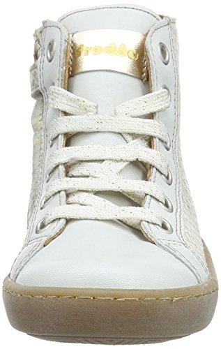 Froddo Mädchen Girls Ankle Boot White G3110078-5 Sneaker White (White)