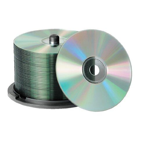 Hama CD Leerhüllen Schutzhülle (Slim Line, Höhe: 5mm, CD-Hüllen) 50er Pack, transparent-schwarz - 4