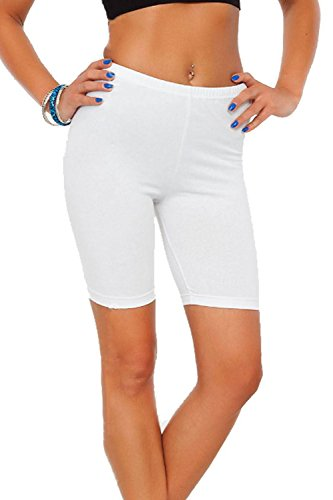 ladies-womens-cotton-active-sports-cycling-gym-workout-plus-size-zumba-dance-shorts-leggings-dance-o