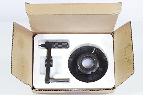 Preisvergleich Produktbild Disco Trennblatt für Tisch A Spalten Bohrung 28mm schwenkbar HSS Sogi S230/50S350/70S470
