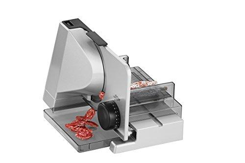 ritter Allesschneider solida 2, elektrischer Allesschneider mit ECO-Motor, made in Germany