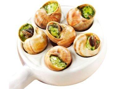 TOUPARGEL - 36 escargots de Bourgogne moyens - Surgelé
