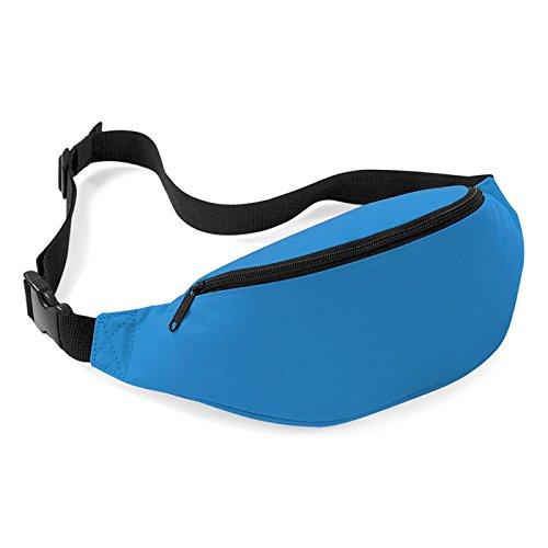 Bovake Unisex Tasche Reise Handy Wandern Sport Fanny Pack Taille Gürtel Reißverschluss Colour F