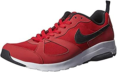Nike Men s Air Max Muse Gym Red Blac Running Shoes-6 UK India (40 EU ... 7df1e8756