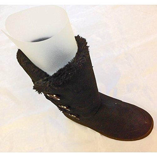 2 x paires de botte chaussure arbre paire d'em bauchoir SOUTIEN formes meules organisateurs