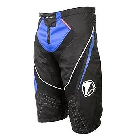 T.H.E Industries Cosmo Mountain Bike Shorts (Blue, 32