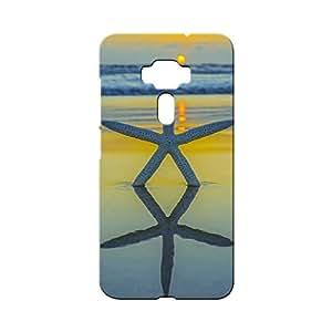 BLUEDIO Designer Printed Back case cover for Asus Zenfone 3 - G6519