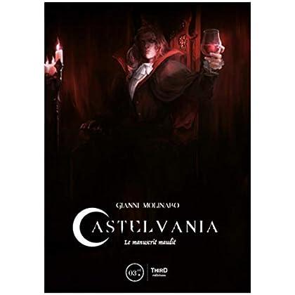 Castlevania: Le manuscrit maudit.  Préface d'Adi Shankar, showrunner de la série Castlevania