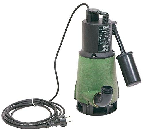 Pompe de relevage pour assainissement domestique FEKA - eaux usées - 0,55...
