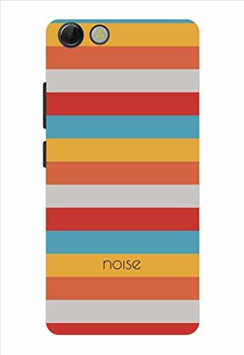 Noise Multiplier Stripes Printed Cover for Panasonic P55 Novo