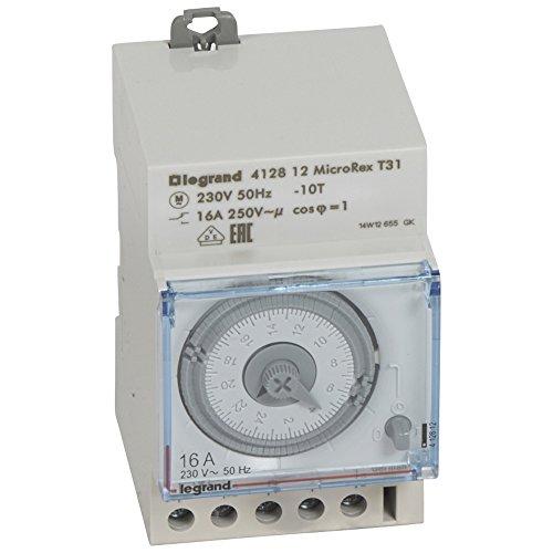 legrand-412812-micro-rex-t31-timer-giornaliero-analogico-per-impianto-di-distribuzione-elettrica-a-3