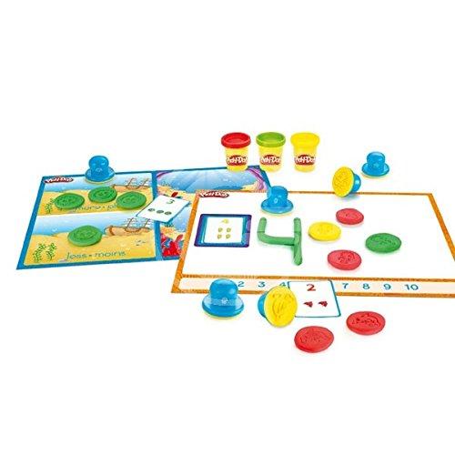 Play-Doh Modella e Impara - Numeri e Primi Conti - B3406