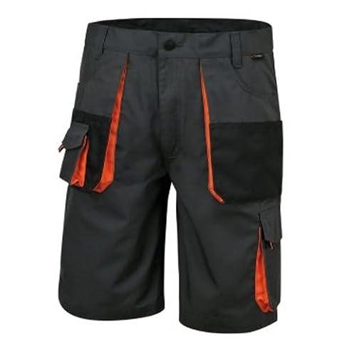 Beta 079010902 7901 E/ Medium Work Bermuda Shorts Canvas