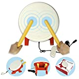 Taiko Drum f�r Nintendo Switch, Flexble Drum Controller Drum Master f�r Switch Video Spiel, Taiko Game Drum Drumstick f�r Nintendo Switch Version Bild