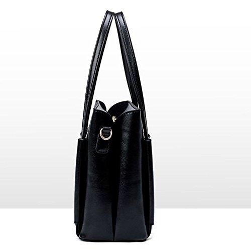 Damen Tote Tasche Schwarz Eysee Tasche Damen Eysee Eysee Schwarz Damen Tote Schwarz Tasche Tote wUfca8q