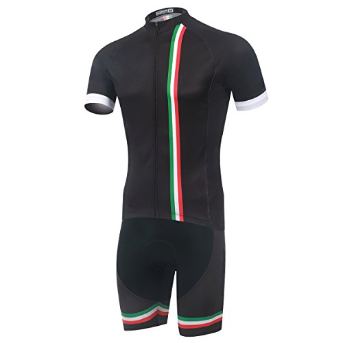 Zoom IMG-3 spoz men short sleeve cycling
