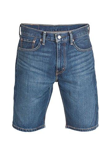 Preisvergleich Produktbild Levis Herren Jeansshorts 502 TAPER HEMMED SHORT 32792-0012 On The Roof,  Hosengröße:30