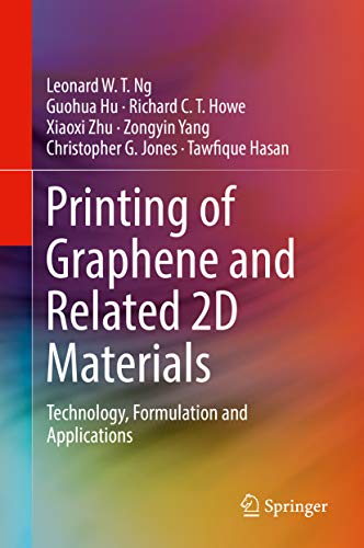Printing of Graphene and Related 2D Materials: Technology