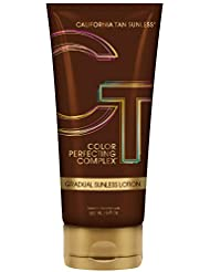 California Tan Sunless Color Perfecting Complex Gradual Lotion, 1er Pack (1 x 0.177 l)