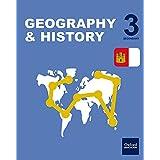 Inicia Dual Geography. Student's Book Pack Castilla La Mancha - 3º ESO - 9780190509613