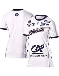 Chorale Roanne Maildomroa - Camiseta de Baloncesto para niño, Niño, Color Blanco, tamaño